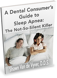 Sleep Apnea Lead Magnet 3D Book